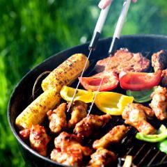 Barbecue : conseils de cuisson pour éviter une toxicité des aliments (Anses)