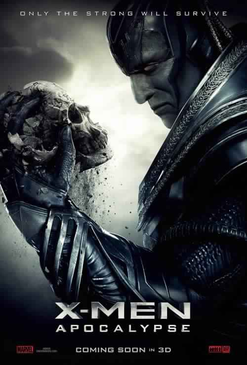 X-Men: Apocalypse en streaming.