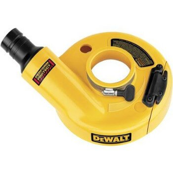 dewalt dust
