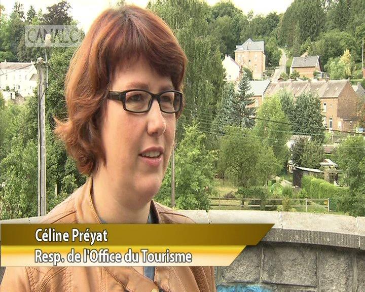 Céline Preyat, Office du tourisme de Walcourt