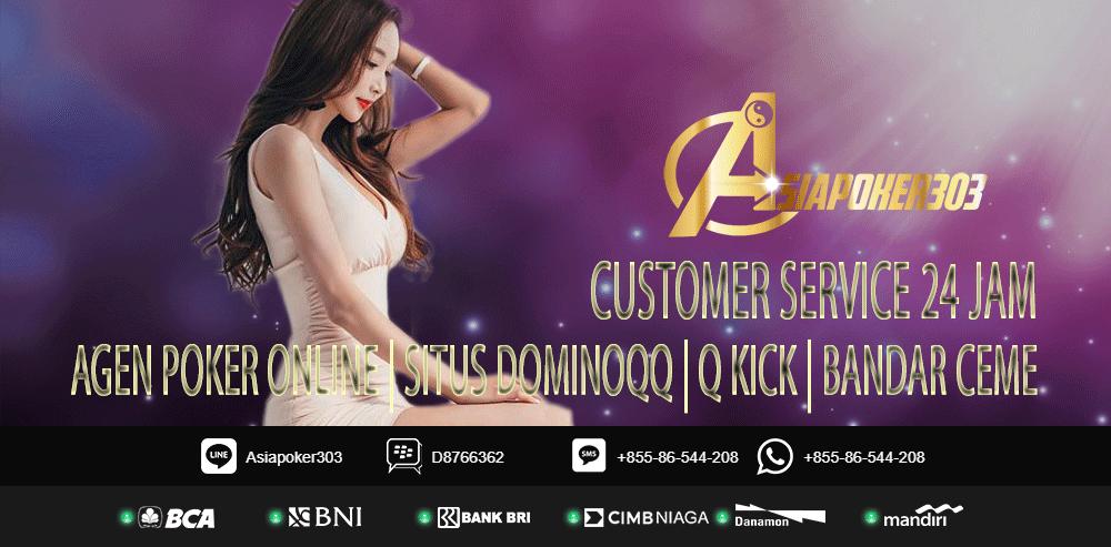 Bandar Judi Poker Online Terpercaya | Agen Poker Online | Asiapoker303
