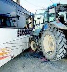 Des élèves de Bourbourg percutés par un tracteur - lejournaldesflandres.fr
