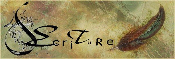 Ecrits de la pensée : un super forum que je vous recommande chers auteurs!!