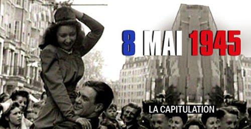 Anniversaire de la victoire du 8 mai 1945