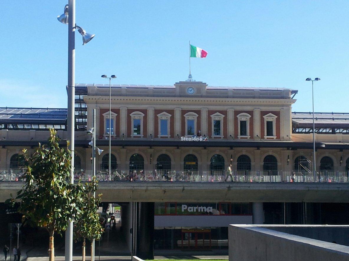 Nuova stazione di Parma: io la vedo così | Belly: che in inglese vuol dire pancia