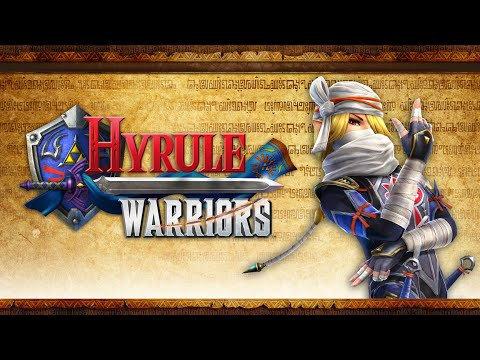 Voici une des musique de la playlist - Hyrule Warriors
