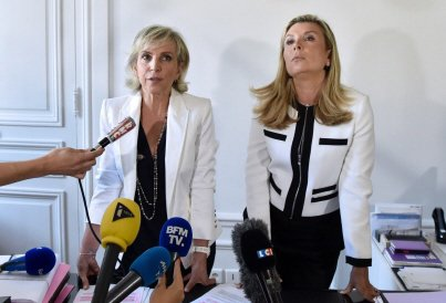 Jacqueline Sauvage graciée par François Hollande, immédiatement libérable