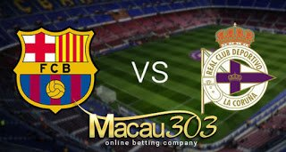 IDN SPORTSBOOK MACAU303: Prediksi Judi Bola FC Barcelona vs Deportivo Alavés 28 Mei 2017