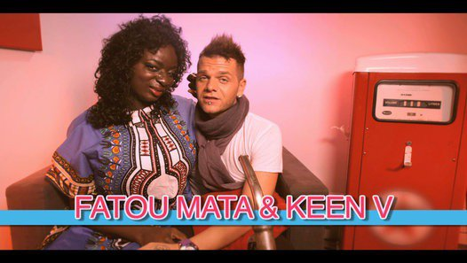 Keen' V - Elle T'A Maté (Fatoumata) by Keen' V - Dailymotion