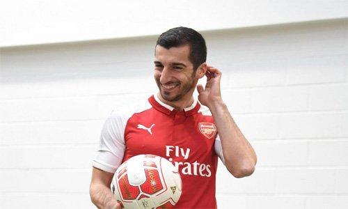 Wenger Cukup Puas Akan Pertukaran Sanchez Mkhitaryan