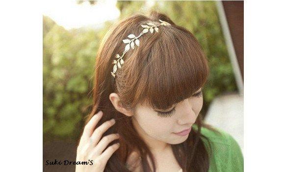 Headband Style Grec