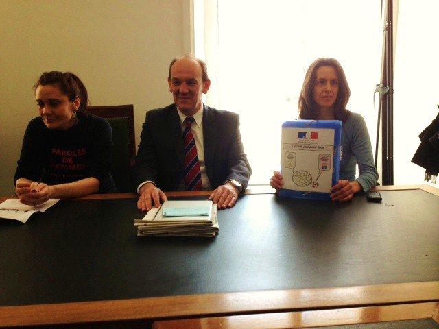 Contre l'amendement favorisant l'exclusion des enfants handicapés