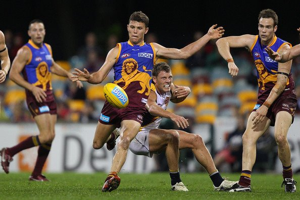 AFL Premiership Live – Round 17 – Brisbane Lions vs West Coast Eagles – 12th July