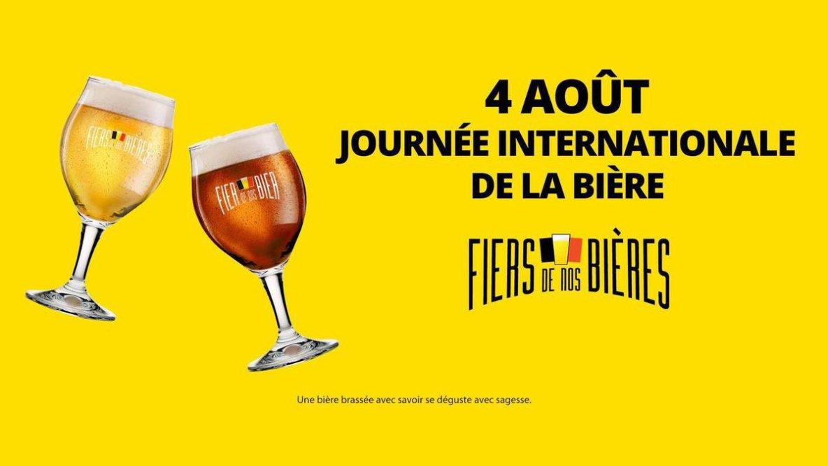 Le 4 août, nous fêterons la journée internationale de la bière. Nous appellerons tout le monde à la fêter dignement - LNO