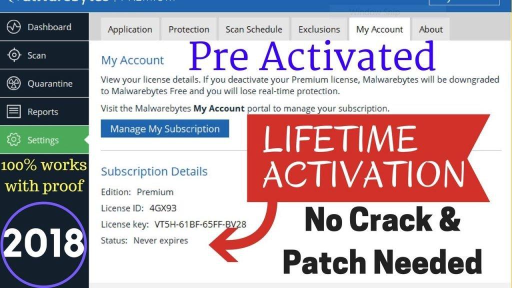 MalwareBytes Anti-Malware 3.3.1.2183 Premium Pre-activated Setup