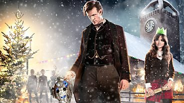 BBC One - Doctor Who, The Time of the Doctor - Doctor Who Adventure Calendar, 2013