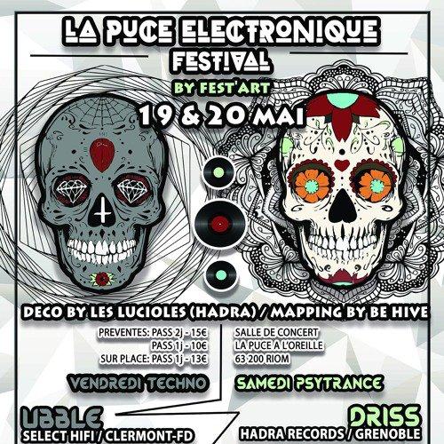 La Puce Électronique Festival (19 & 20 Mai)