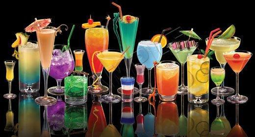recettes cocktails avec ou sans Alcools