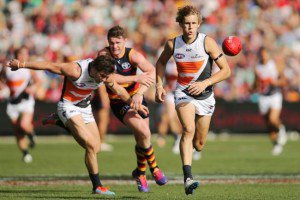 AFL Live – Round 16 – Greater Western Sydney Giants vs Adelaide Crows – 5th July