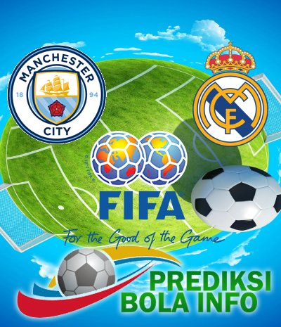 Prediksi Manchester City Vs Real Madrid 27 Juli 2017