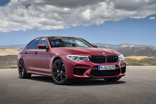 BMW M5 First Edition Already Priced in Spain