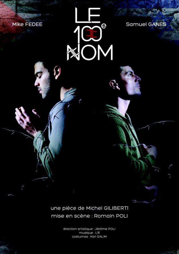 Venez découvrir pour la toute première fois à Paris l'histoire hors du commun de Jihad et David sur la scène du Théâtre Clavel...
