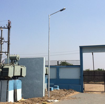Street light Pole Manufacturers in Ahmedabad,Street light Pole Supplier in ahmedabad.