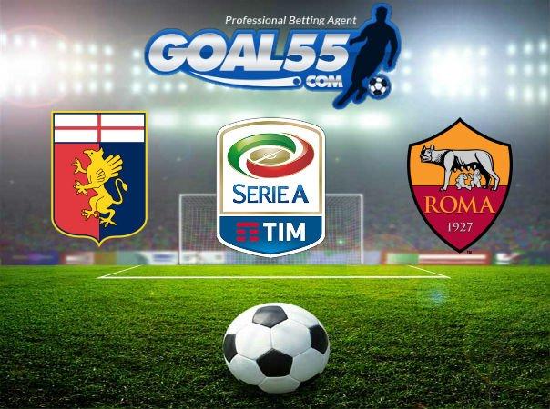Prediksi Bola Genoa VS Roma Tanggal 26 November 2017
