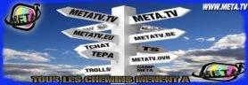 Meta TV | Le média d'information alternative libre et indépendant