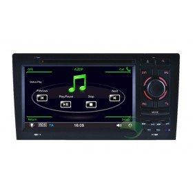 Auto DVD Player GPS Navigationssystem für Audi S8(1994 1995 1996 1997 1998 1999 2000 2001 2002 2003)
