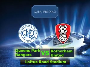Prediksi Bola Queens Park Rangers Vs Rotherham United 18 Maret 2017