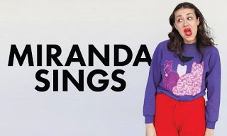 Miranda Sings Covers Katy Perry - Bon Appetit