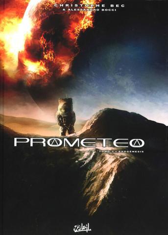 Prometeo - Christophe Bec [7 nums][Cómic][Español]