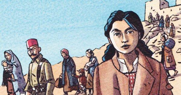 Un roman sur le génocide des Arméniens remporte le prix Gulli 2015