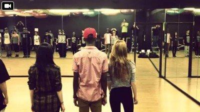 Dance rehearsal I <3 dance