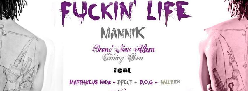Mannik sur Facebook