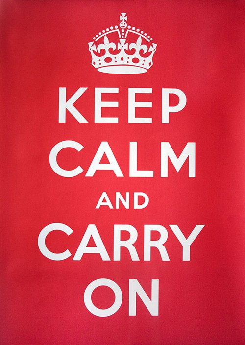 Quite great funny keep calm - NICE PLACE TO VISIT