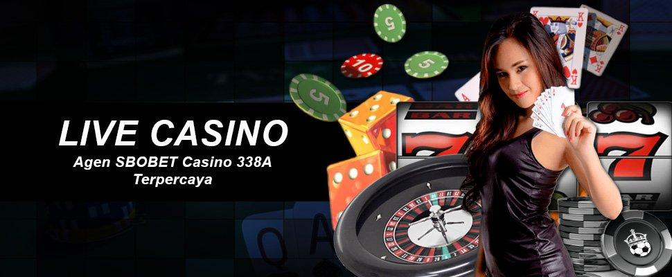 Agen Judi Online Sbobet Casino Terpercaya