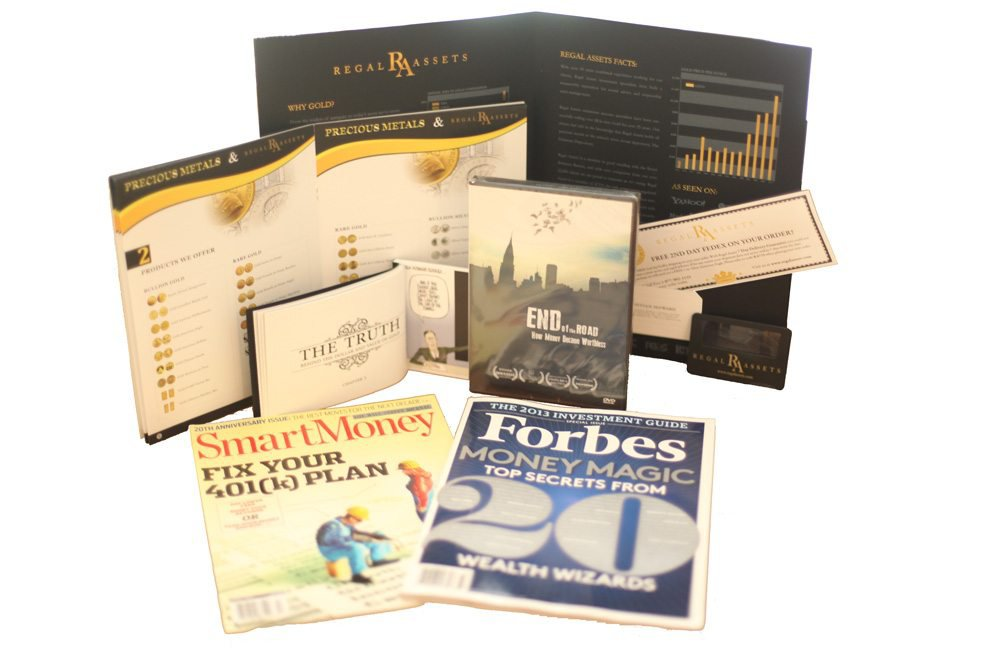 Request Free Gold Investment Kit