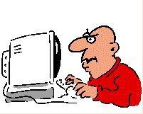 dessoler je n arrettre pas d être déconnecter de mon blog