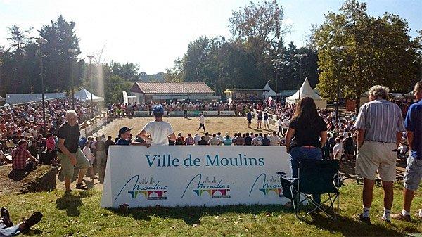 Moulins Epreuve Préparatoire aux France triplettes - Auvergne - ARTICLES sur la pétanque