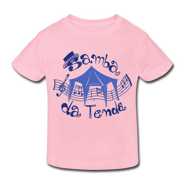 Samba And Musical Notes Toddler T-shirt on Sale-HICustom.net