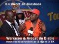 Intervi'ew de Werra avant le 11 juin 2011
