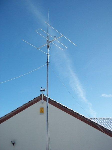 Aluminium Masts - mm0cug masts and HF antenna kits for amateur radio enthusiasts. Aberdeen