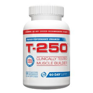 Amazon.com: Testosterone Booster For Men- T-250, 120 Maximum Strength Capsules, Best Testosterone Booster For Men: Health & Personal Care
