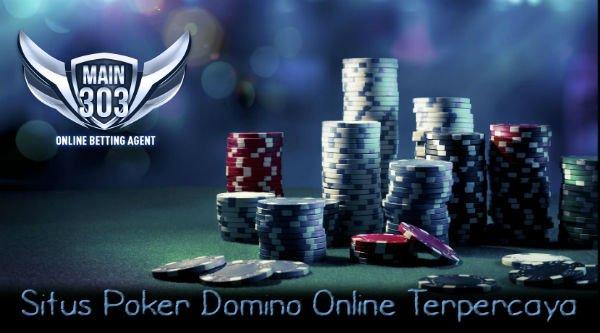 Situs Poker Domino Online Terpercaya