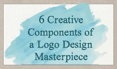 just free learn : 6 Creative Components of a Logo Design Masterpiece