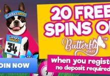 New Year, New You Offer at Give Back Bingo | Online Bingo Sites UK