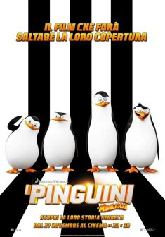 ↑Stream↑ I pinguini di Madagascar Guarda Film Completo in Italiano 2014 HD