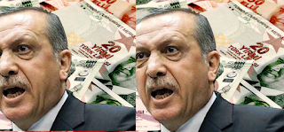 World news: Turkish lira hits new report low after closing consultation's free fall
